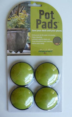 Pot Pad 4Pk-Lime