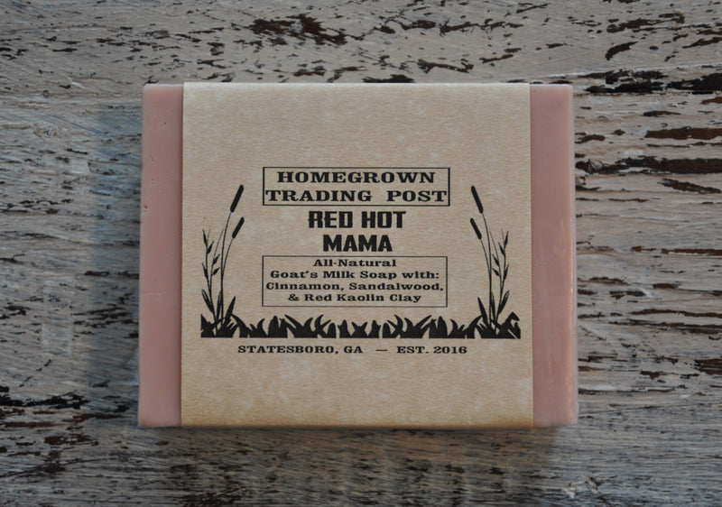 Copy of Goat's Milk Bar Soap