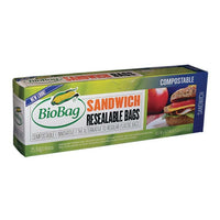 Case - Bio Bag Sandwich Bags  Auto renew