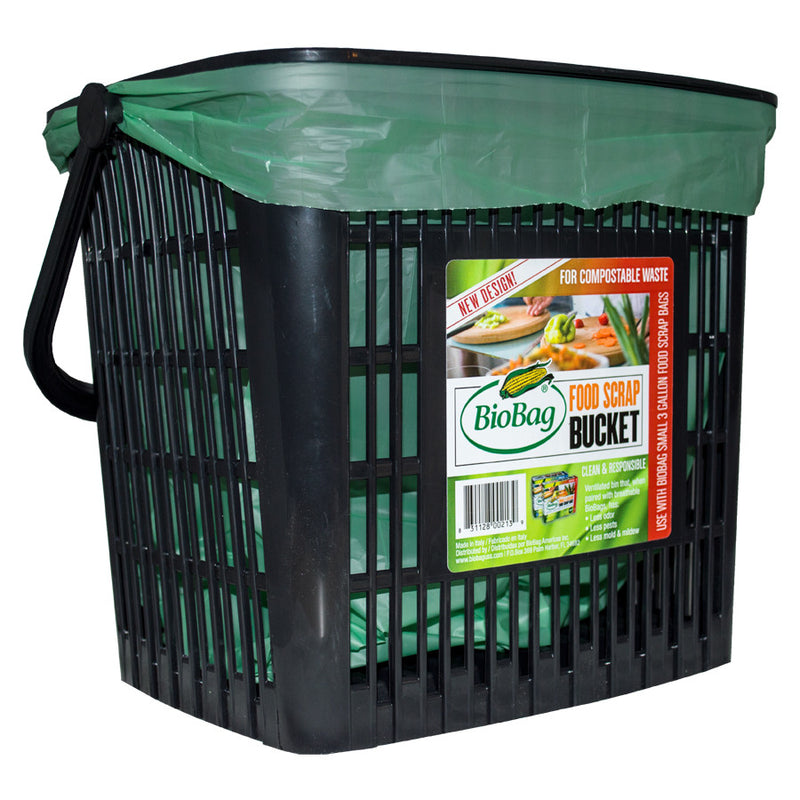 Bio Bag UmiMax Food Scrap Collection Bucket