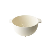 11 Inches Medium White Colander by Bambooware