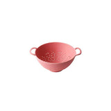 16 oz. Red Small Colander by Bambooware