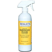 Case - Begley's Hardwood Floor Cleaner