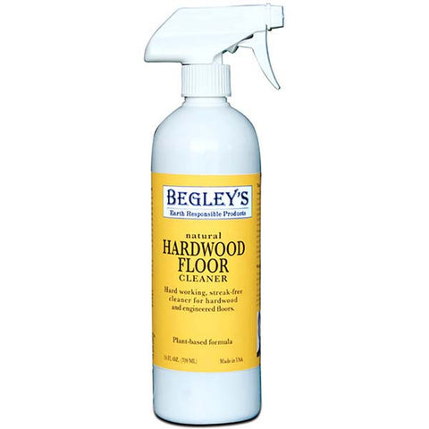 Begley's Hardwood Floor Cleaner 24 oz