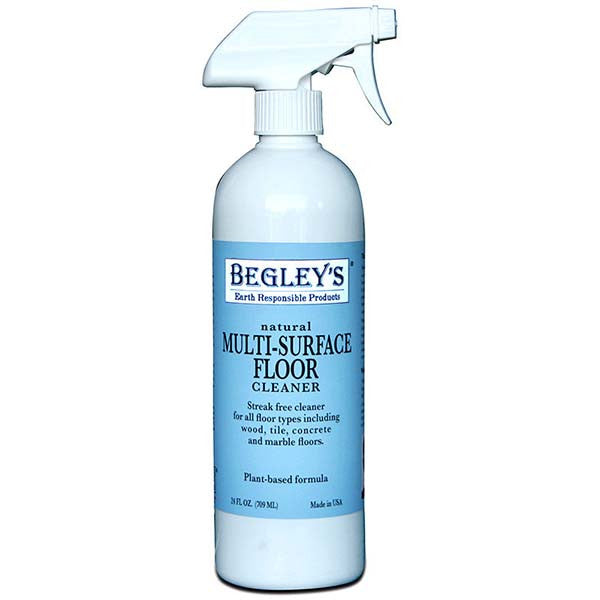 Case - Begley's Multi-Surface Floor Cleaner