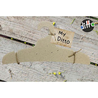 Ditto Paper Hangers - Children Garment