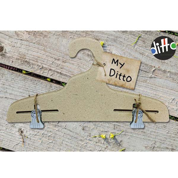Ditto Paper Hangers - Clip Top