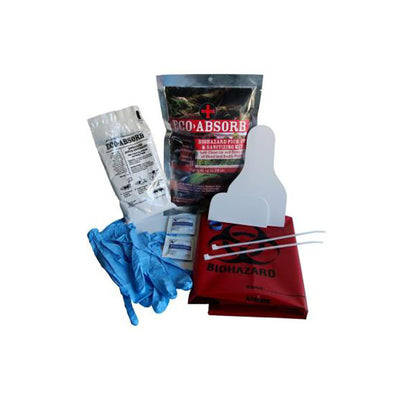 Eco-Absorb Bio Hazard Kit