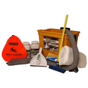 Eco-Absorb Emergency Rolling Response Spill Kit