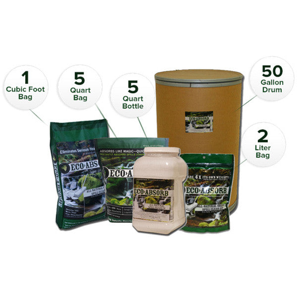 Eco-Absorb Outdoor Formula