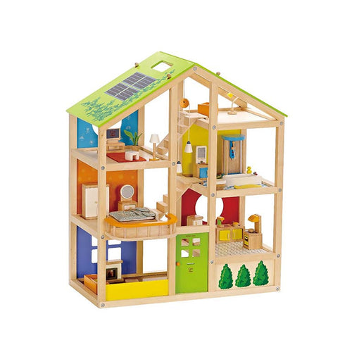 Furnished All Season House by Hape Toys