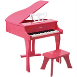 Pink Kids Grand Piano by Hape Toys