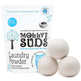 Molly's Suds Mini Starter Pack Woll Dryer Balls 70 Loads