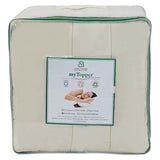 my Topper Natural Wool Sleep and Beyond
