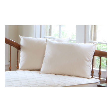 Organic Cotton Kapok Pillow by Naturepedic