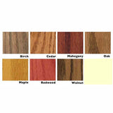 DuroStain Color Chart by AFM Safecoat