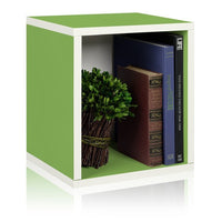 Green Storage Cube Plus by Way Basics