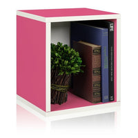 Pink Storage Cube Plus by Way Basics