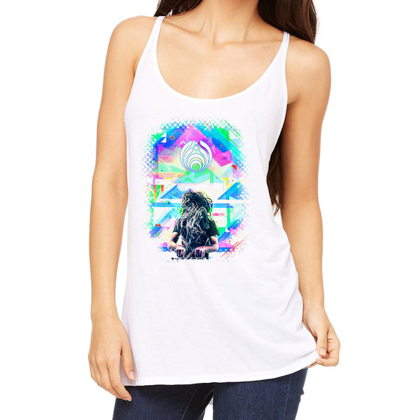 Bassnectar Lightworks Ladies Slouchy Tank