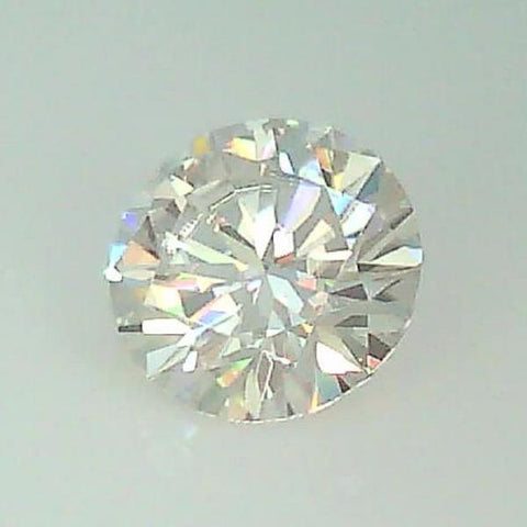 6.5MM Round Moissanite - E,VS1, ★★★★