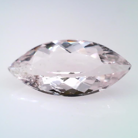 2.16 ct. natural Marquise shape Morganite