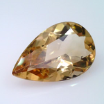 2.36 ct. natural Yellow Beryl