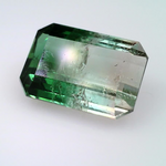 5.73 ct. natural Bicolored Tourmaline