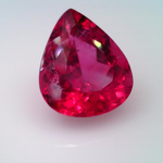 6.80 ct. natural Rubellite Tourmaline