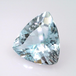 3.22 ct. natural Blue Topaz