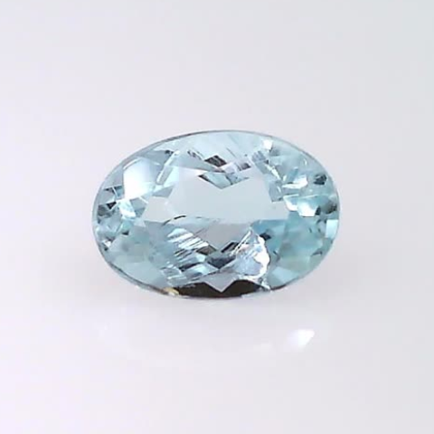 0.475 ct. natural Aquamarine