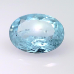 1.64 ct. natural Aquamarine