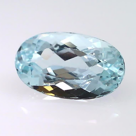 1.62 ct. natural Aquamarine