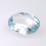 0.61 ct. natural Oval Aquamarine