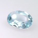 0.58 ct. natural Aquamarine