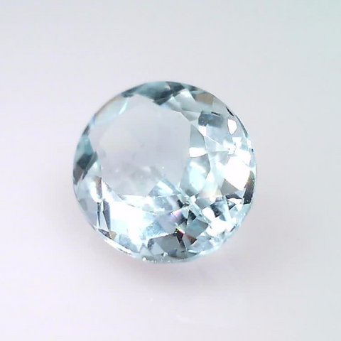 2.1 ct. natural Aquamarine