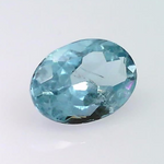0.76 ct. natural Aquamarine