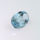 0.34 ct natural Aquamarine gem