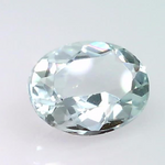 1.05 ct. natural Aquamarine