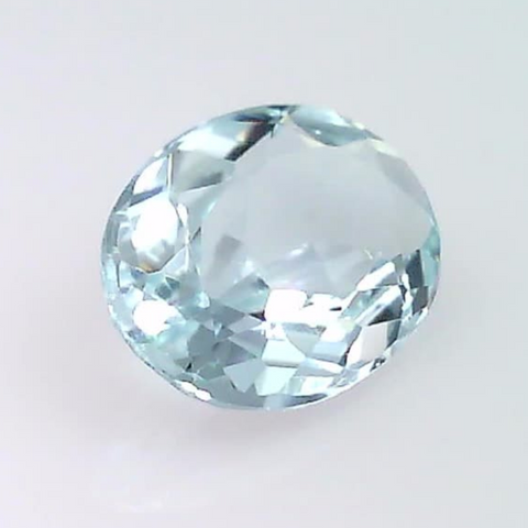 0.93 ct. natural Aquamarine