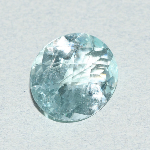 27.81 ct Large Aquamarine Oval Shape