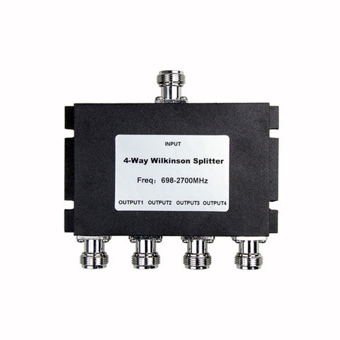 Mobile Phone Signal Booster - 4 Way Splitter
