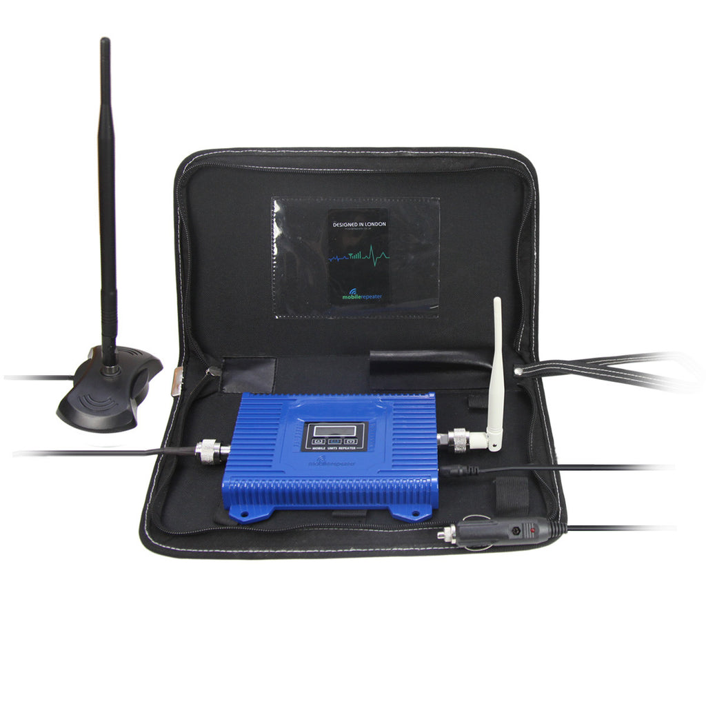 3G Vehicle Booster Kit – Mobile Signal