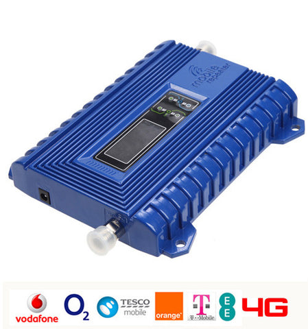 Signal Booster - Dual Band - 250 SQM - 25 Users