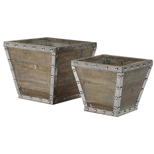 Birtle Containers - Set of 2
