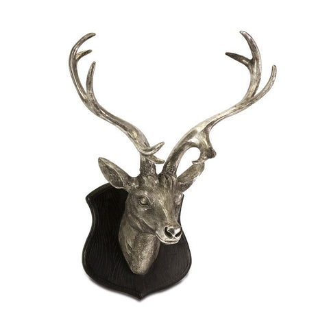 Big Buck Wall Sculpture- 24""