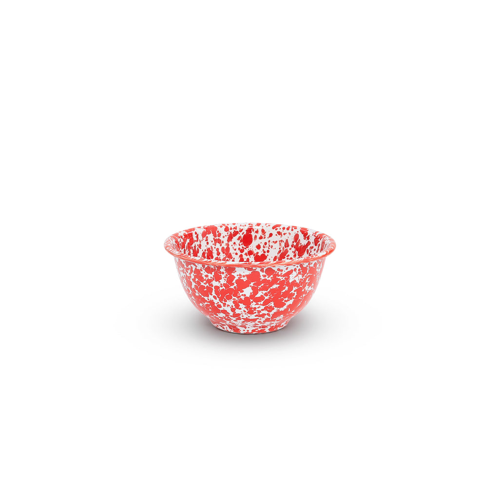 Splatter Small Footed Bowl - 16 oz