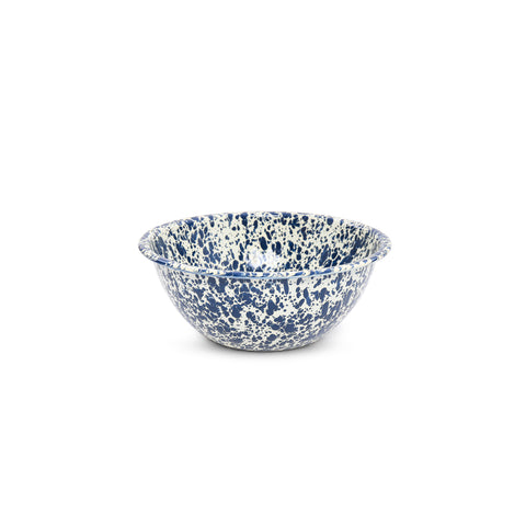 Splatter Small Serving Bowl - 2 quart