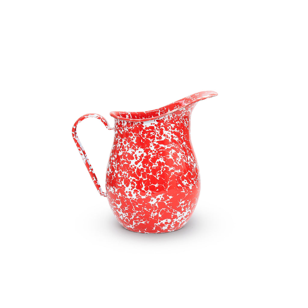 Splatter Large Pitcher - 3 quart
