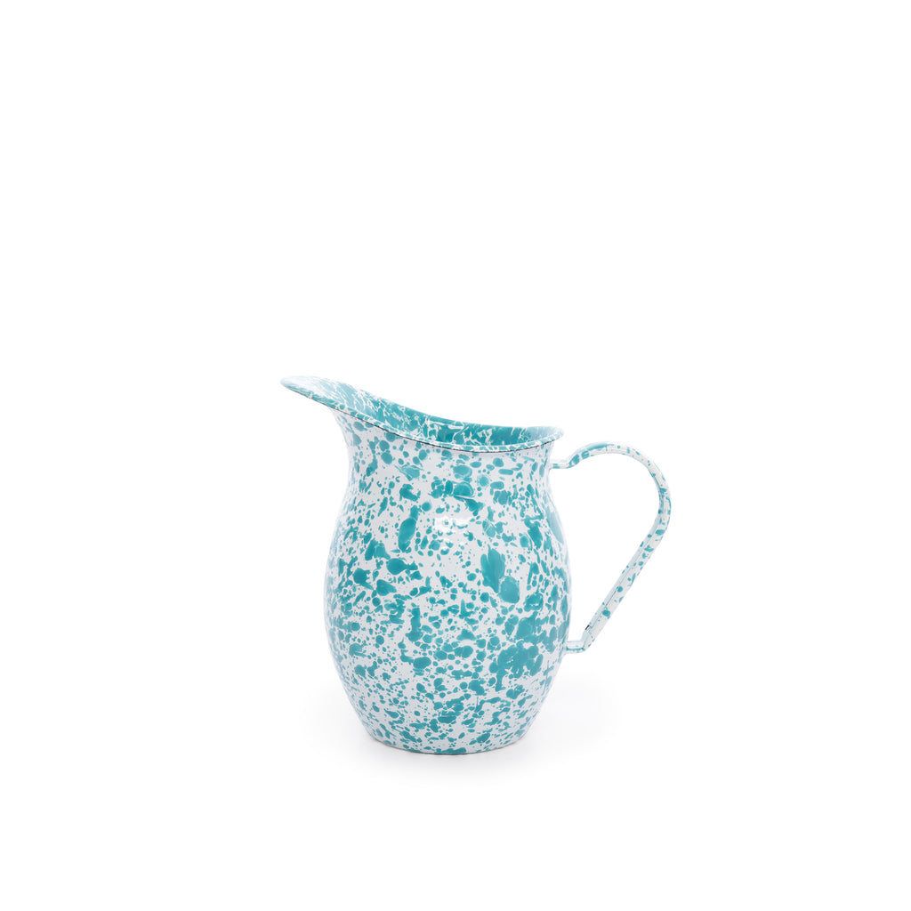 Splatter Small Pitcher - 1.5 quart