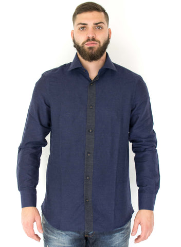 Shirt with Central Stripe - 2 2966